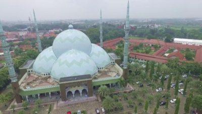 Kubah Masjid Terbesar di Dunia