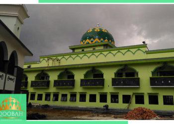 jual kubah masjid