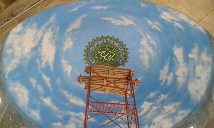 Kontraktor Kubah Masjid
