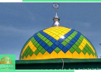Jual Kubah Masjid - Anugerah Kubah