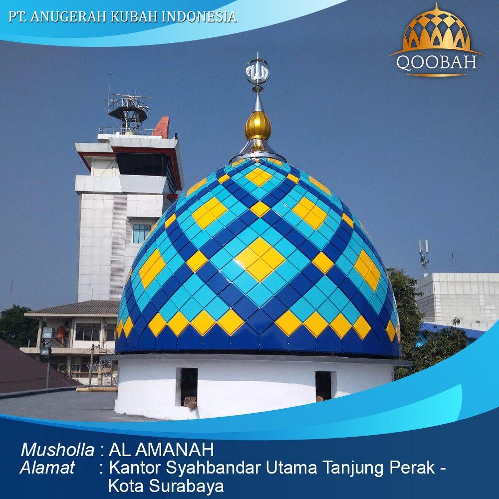 harga kubah masjid surabaya
