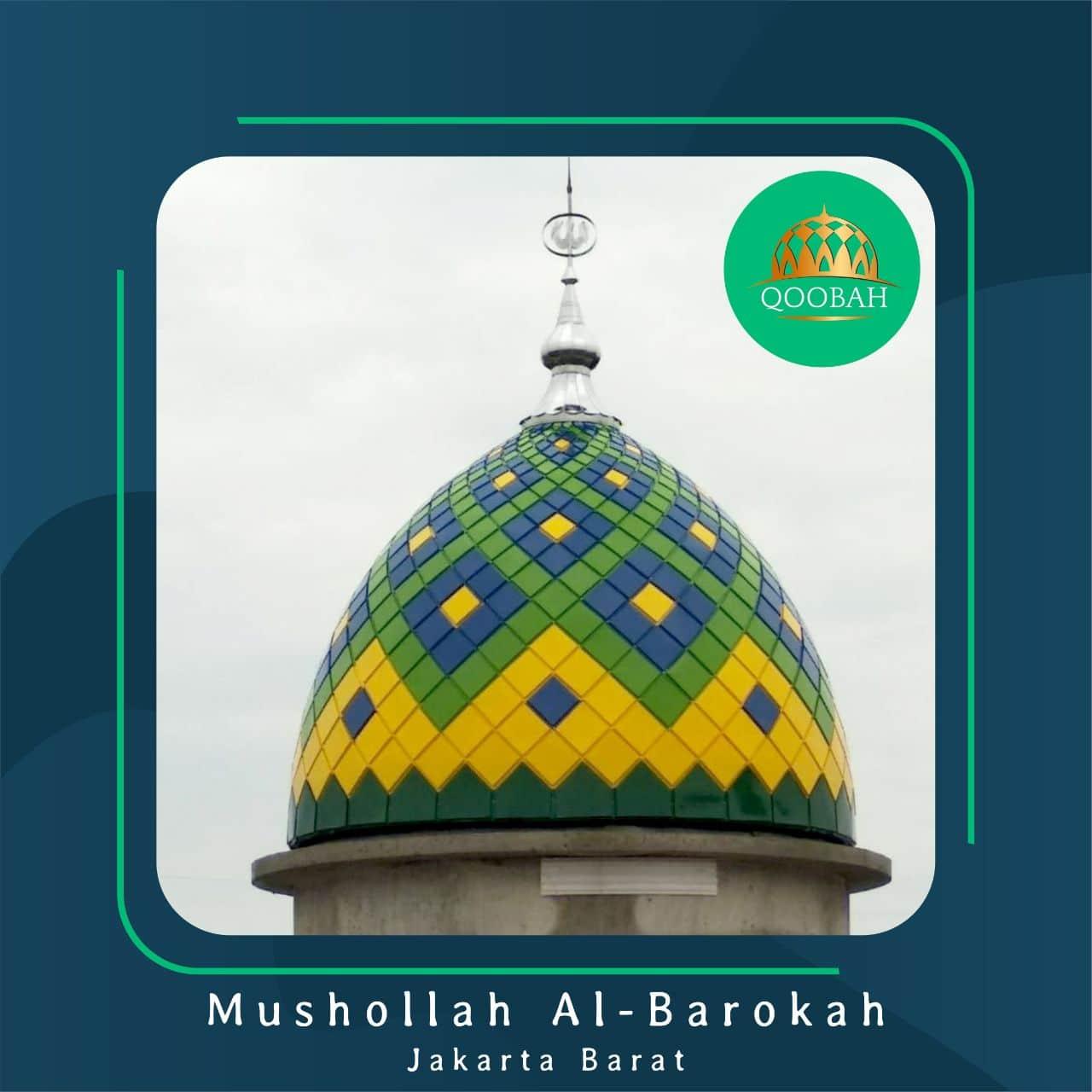 kubah masjid jakarta