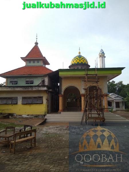 Daftar Harga Kubah Modern Wilayah Lampung