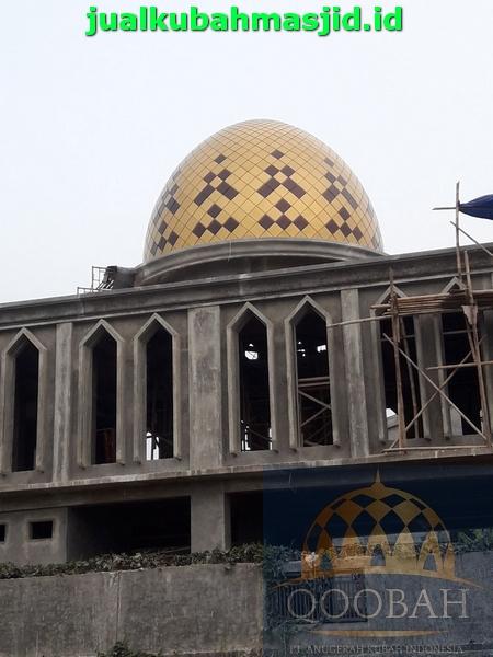 Kontraktor Kubah Masjid Enamel Jakarta