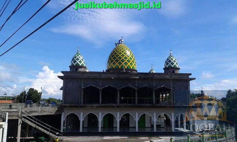 Kontraktor Kubah Masjid Jabar Terlaris