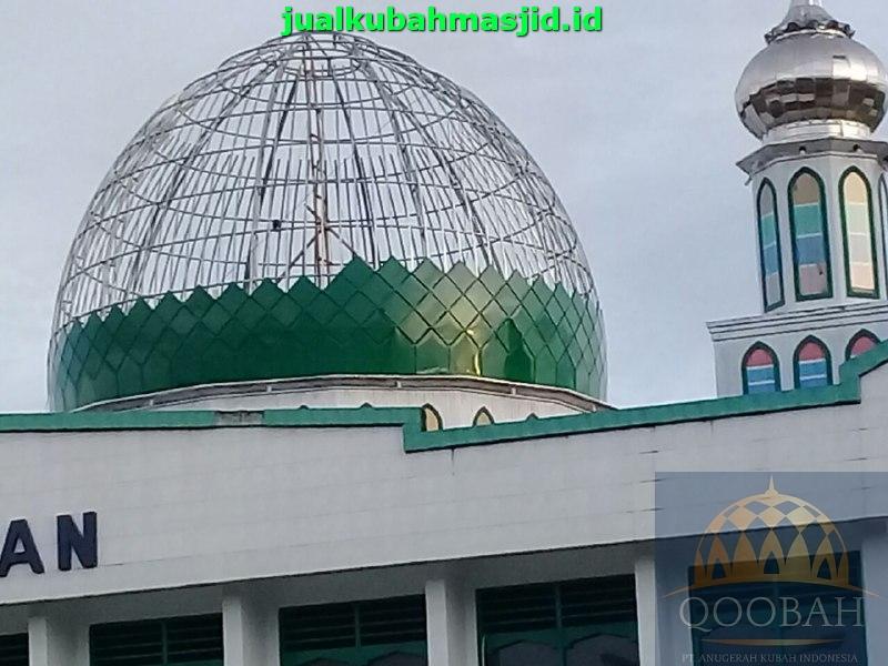 Kontraktor Kubah Masjid Terbaik