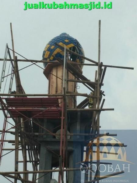 Kontraktor Kubah Masjid di Belitung Timur