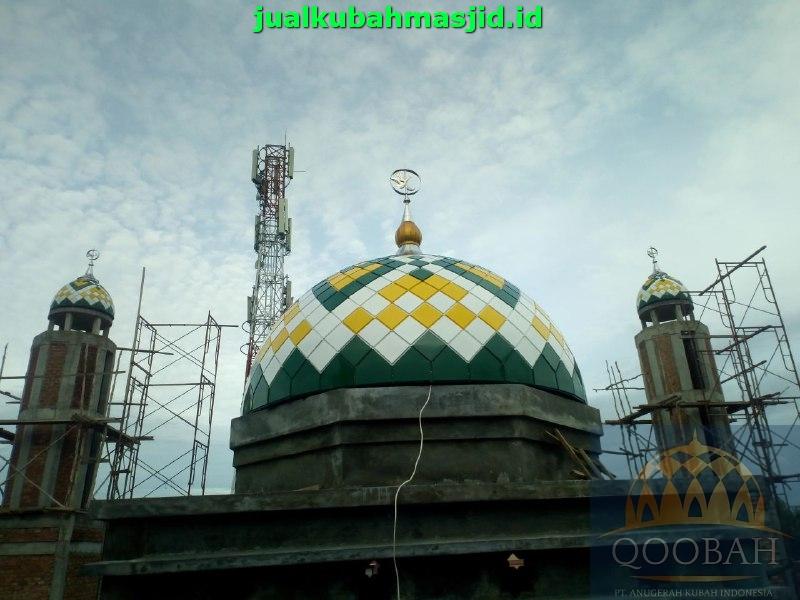 Kontraktor Kubah Masjid di Bogor