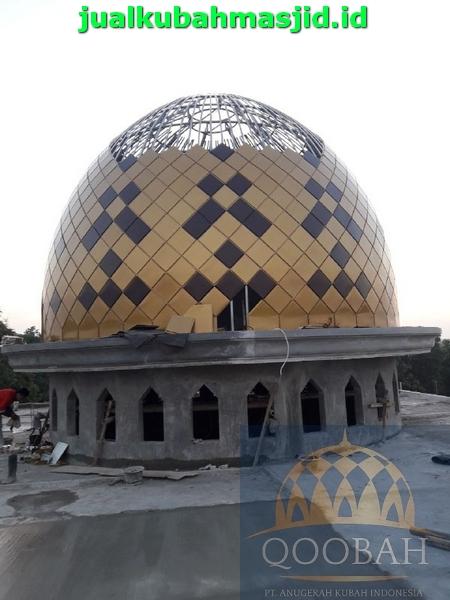 Kontraktor Kubah Masjid di Jakarta
