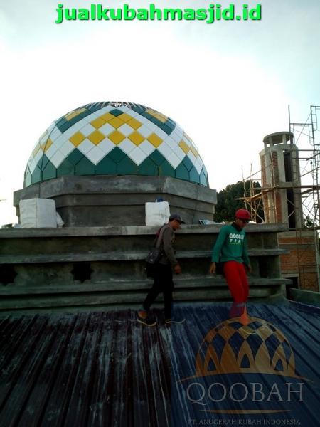 Kontraktor Kubah Mesjid Jawa Timur