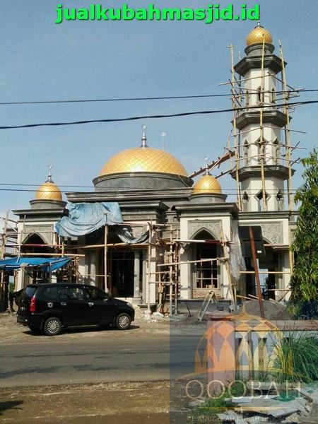 Kontraktor Spesialis Kubah Masjid di Indonesia