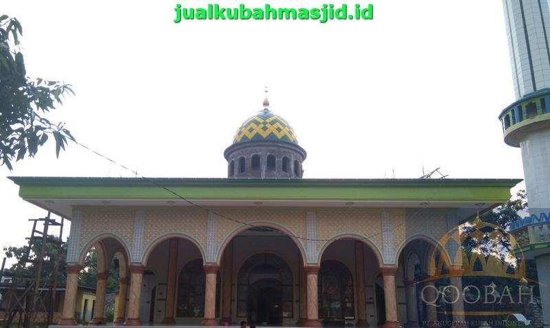 Kontraktor Spesialis Kubah Masjid