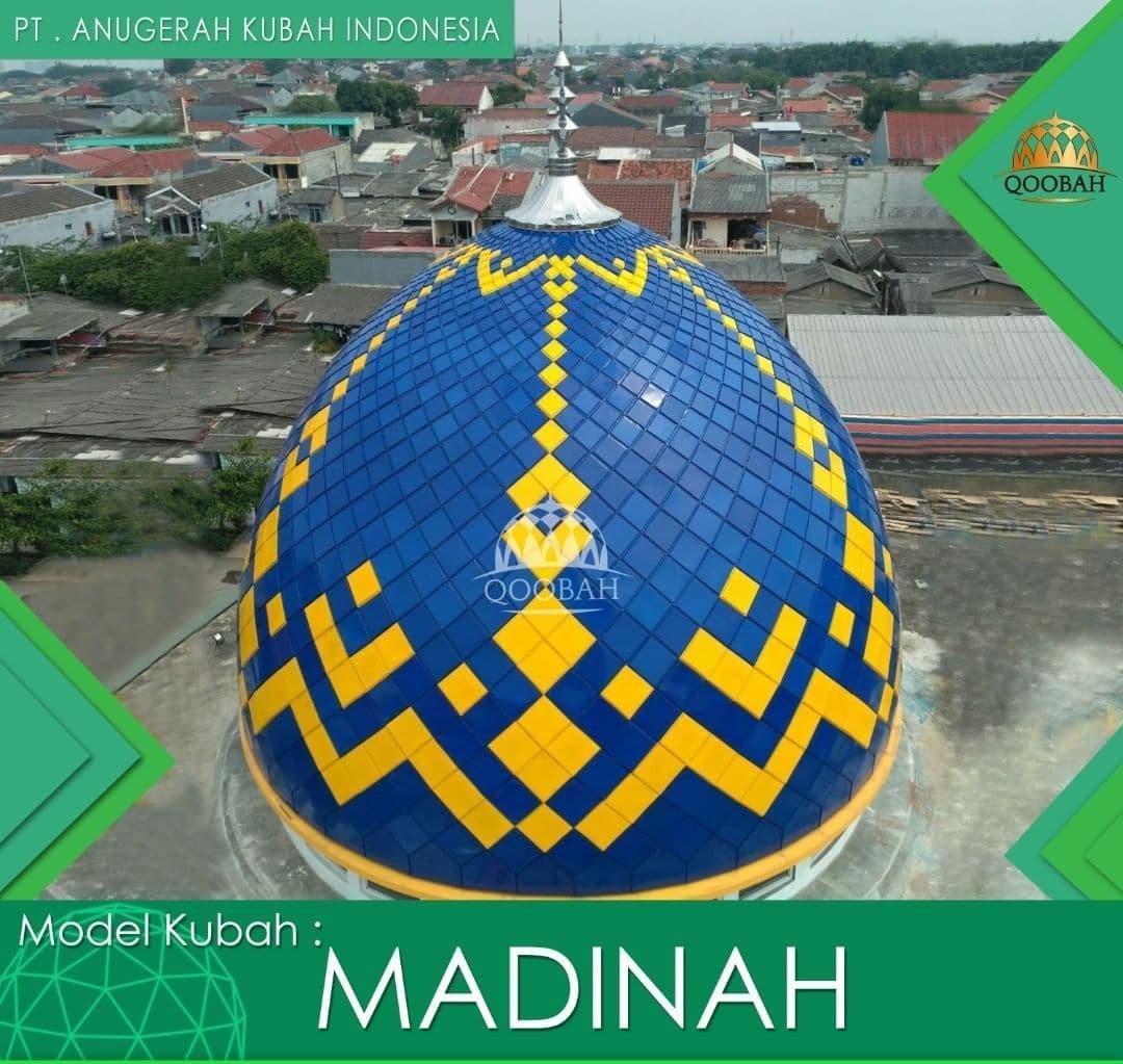 harga kubah masjid model madinah