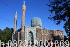 masjid saint petersburg