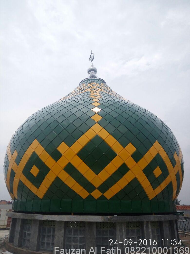 kubah masjid terindah