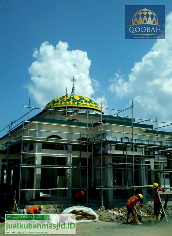 desain kubah masjid