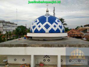Kontraktor Kubah Masjid Enamel di Indonesia