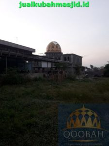Kontraktor Kubah Masjid Pati