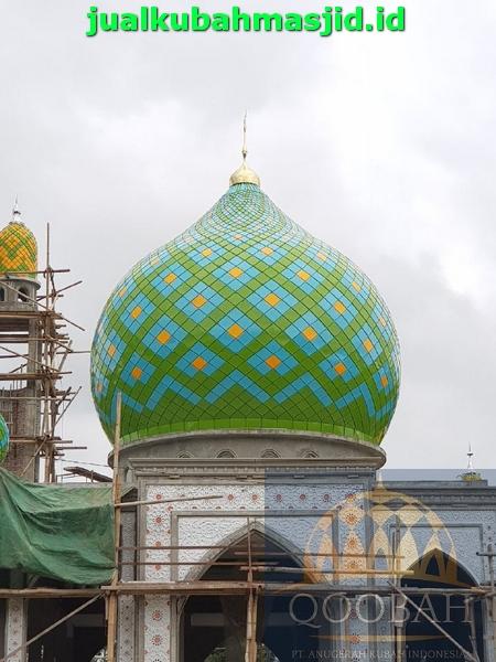 Kontraktor Kubah Masjid di Makassar