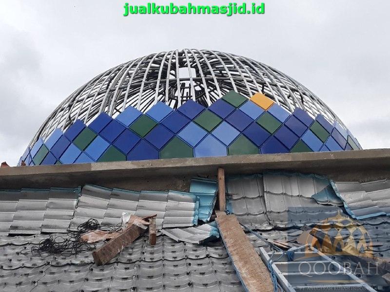 Kontraktor Pembuat Kubah Masjid di Jakarta