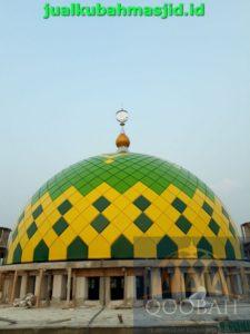 Produsen Kubah Masjid di Sumbar