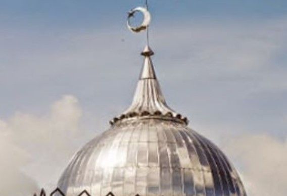 desain kubah masjid stainles