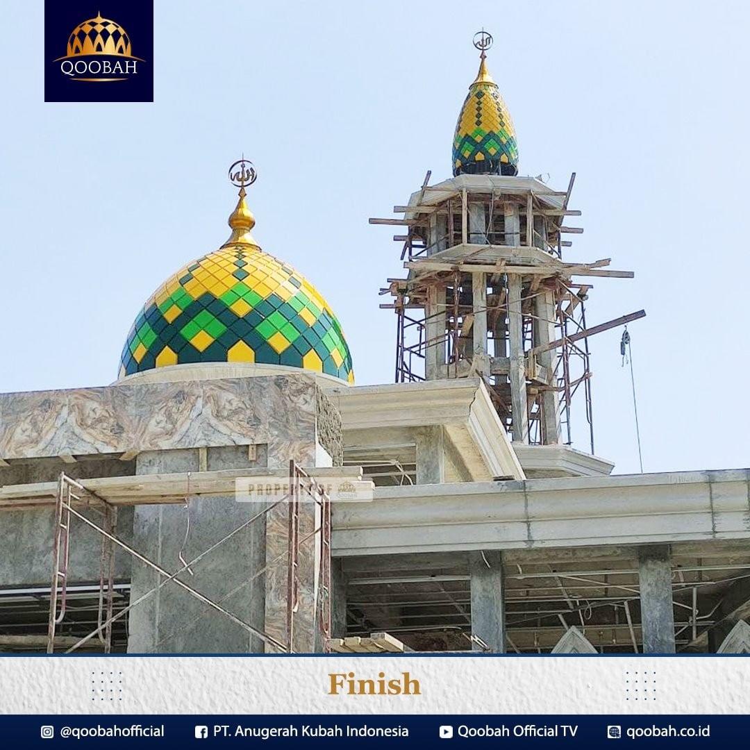 jual kubah masjid jombang